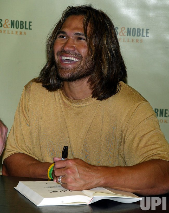 JOHNNY DAMON BOOKSIGNING