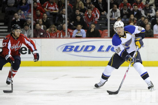 St. Louis Blues at Washington Capitals