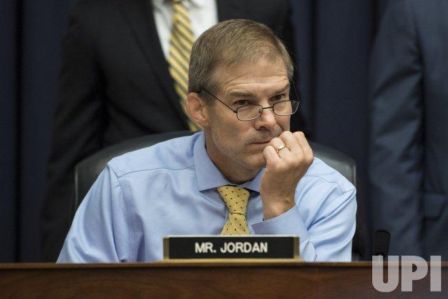 Rep. Jim Jordan on Capitol Hill