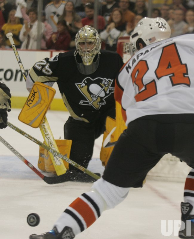 Penguins Vs Flyers Penguins Vs Flyers Game Recap April