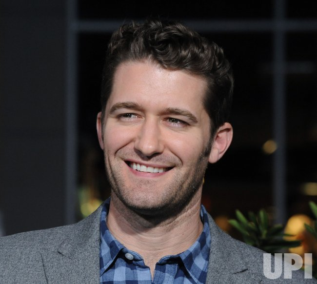 "Matthew Morrison attends ""Jack the Giant Slayer"" premiere in Los Angeles"