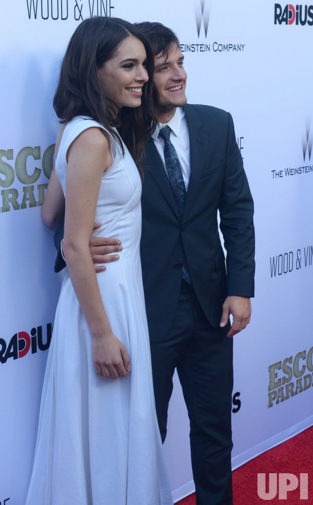 """Escobar: Paradise Lost"" premiere held in Los Angeles"