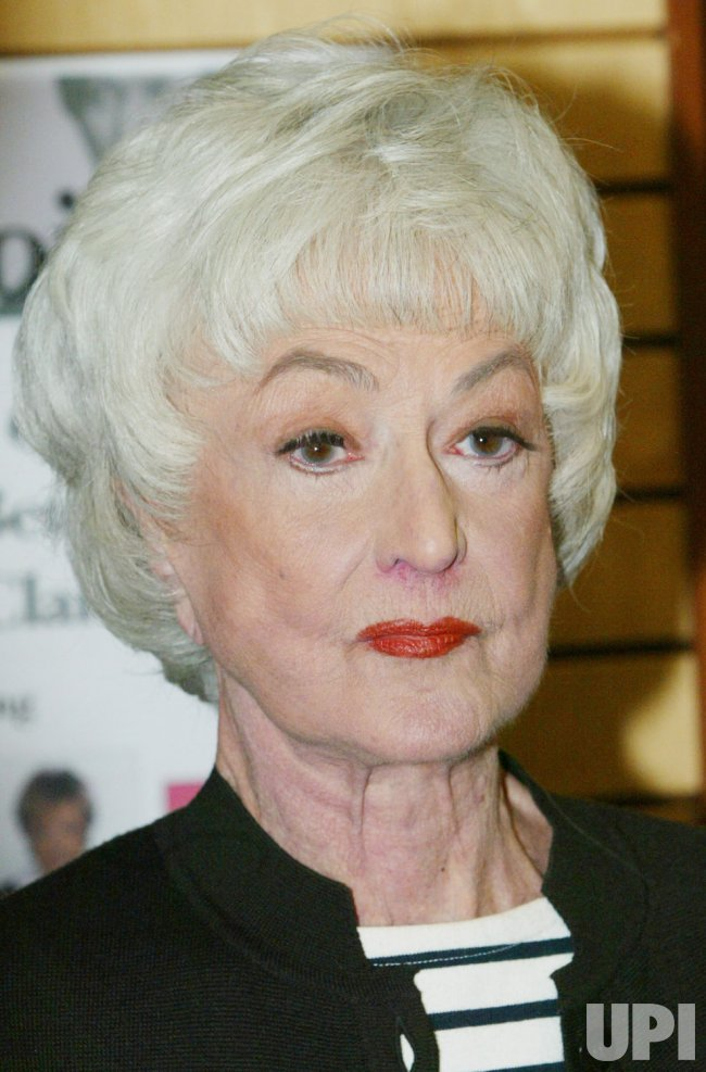 Actress Bea Arthur dies at age 86