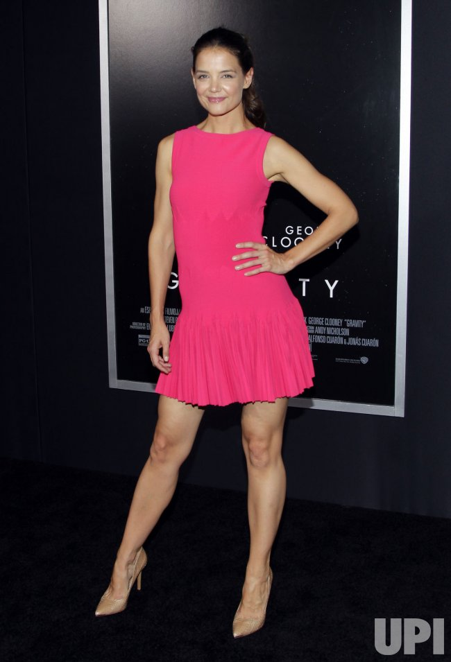 New York Premiere of Gravity