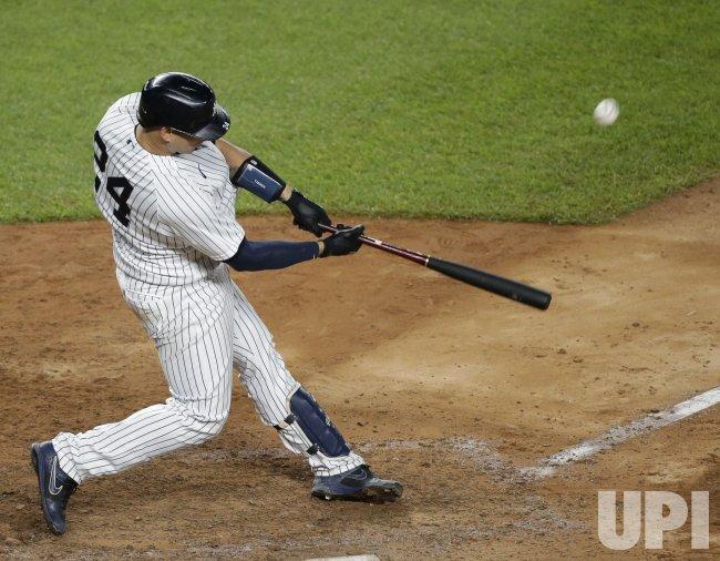 New York Yankees vs Toronto Blue Jays at Yankee Stadium