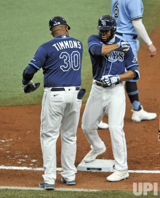 Blue Jays vs Tampa Bay Rays in Tampa
