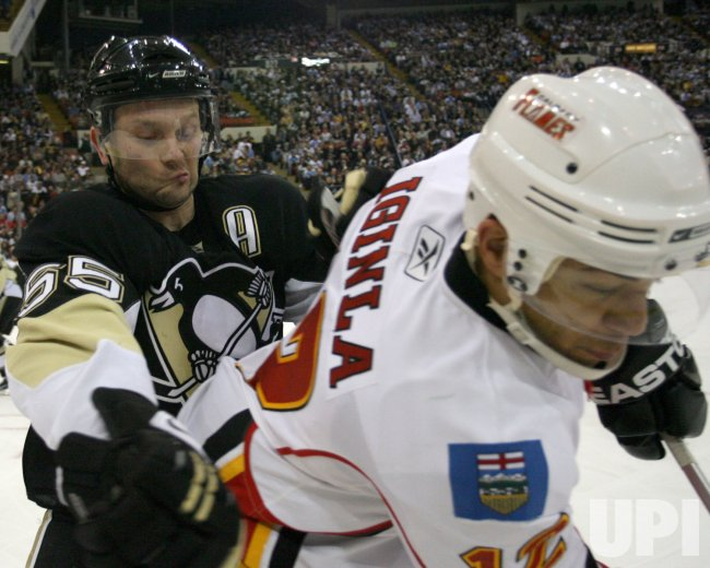 Pittsburgh Penguins vs Calgary Flames