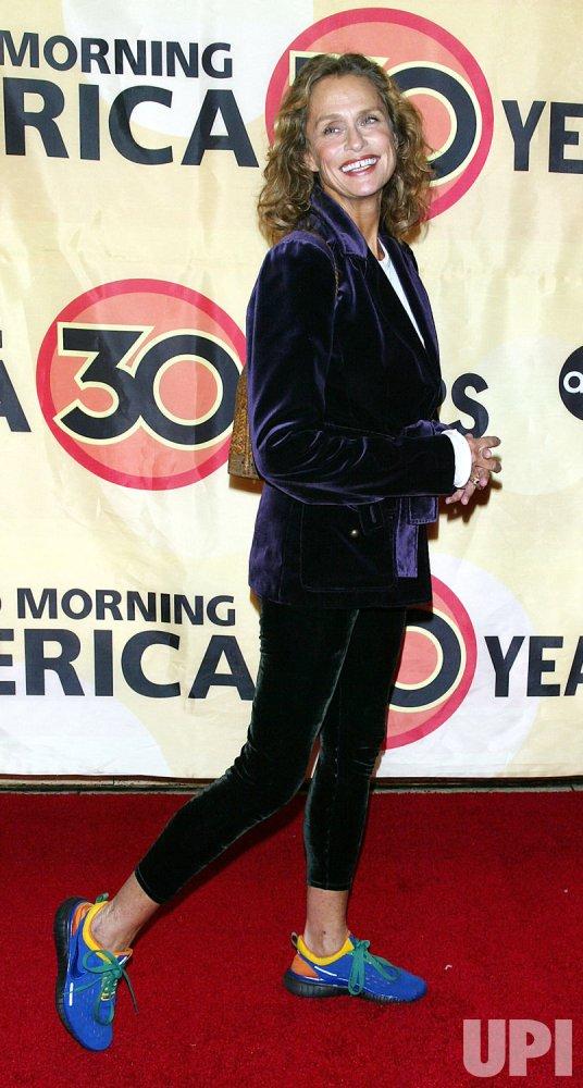 """GOOD MORNING AMERICA"" 30TH ANNIVERSARY GALA"
