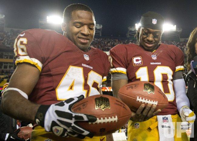 Dallas Cowboys vs Washington Redskins in Landover, Maryland