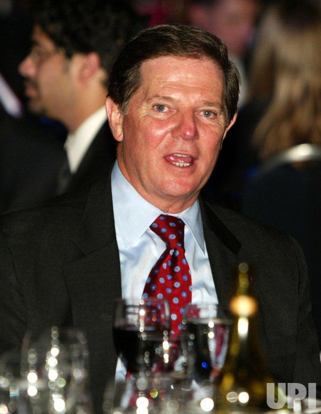 Representative Tom Delay at The President's Dinner