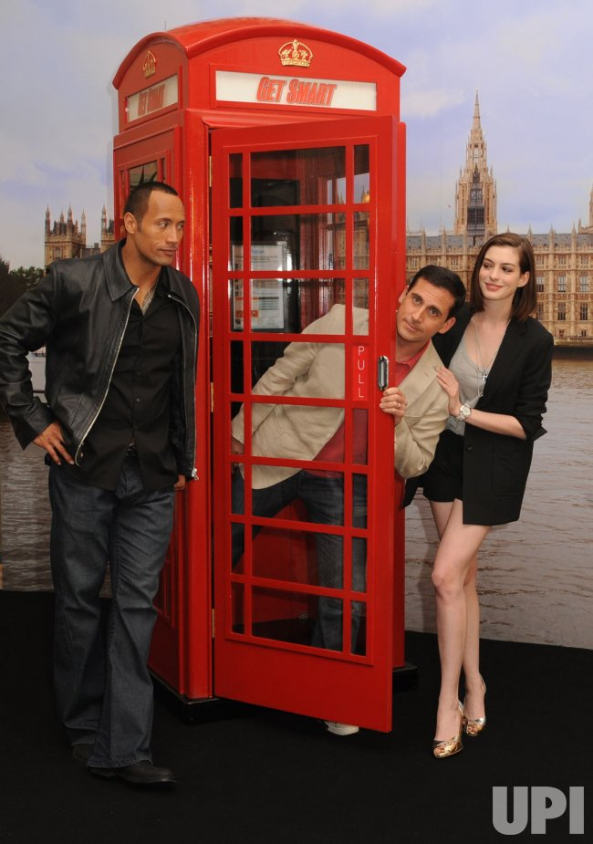 """Get Smart"" photocall in London"