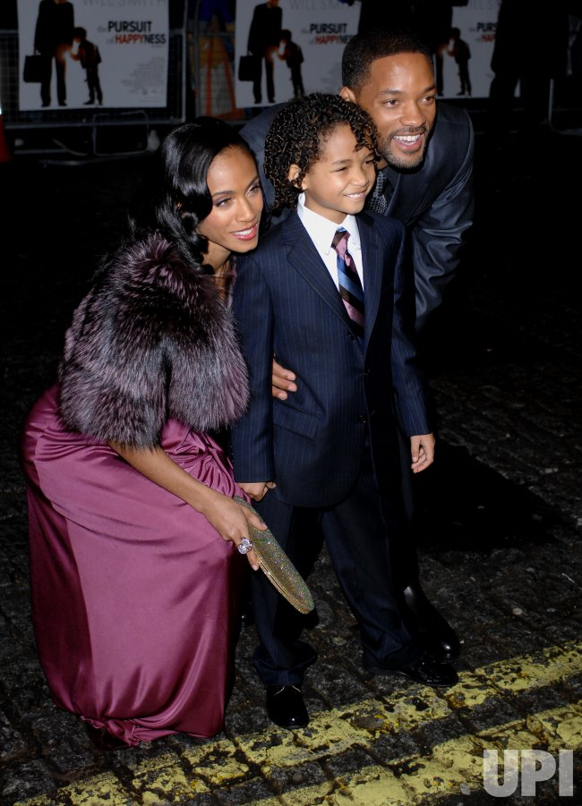 THE PURSUIT OF HAPPYNESS PREMIERE IN LONDON
