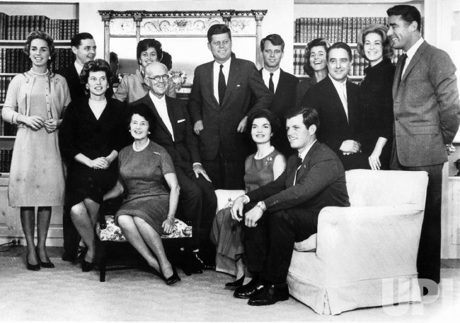 Members of the Kennedy family