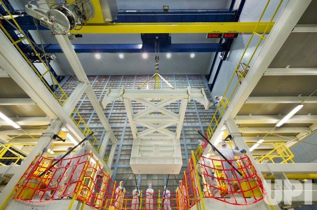 Assembly tests for NASA's Webb Telescope