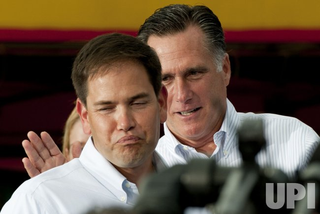 Mitt Romney In Florida
