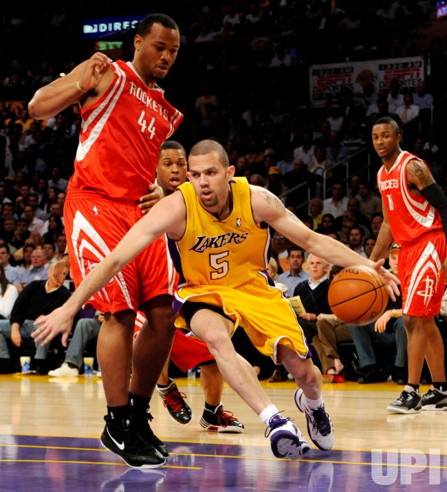 Houston Rockets Nba Playoffs: Los Angeles Lakers Vs Houston Rockets NBA Game 5 Western