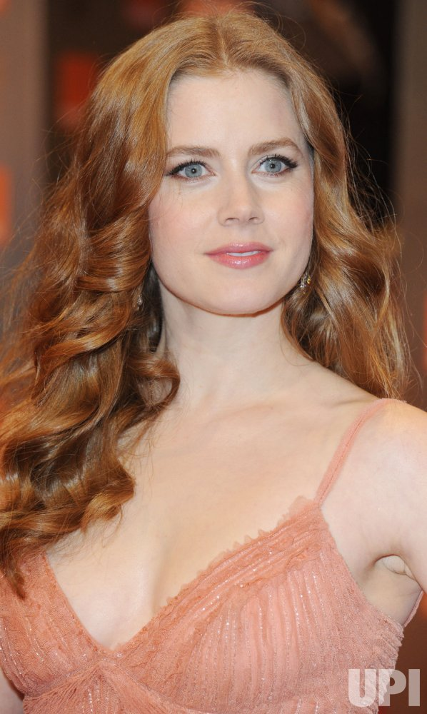 "Amy Adams attends the ""BAFTA"" ceremony in London"