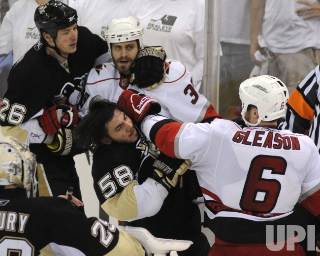 Pittsburgh Penguins vs Carolina Hurricanes
