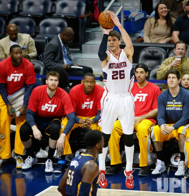 Atlanta Hawks vs. Indiana Pacers