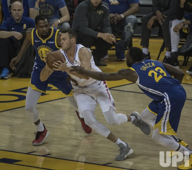 warriors vs clippers - photo #34
