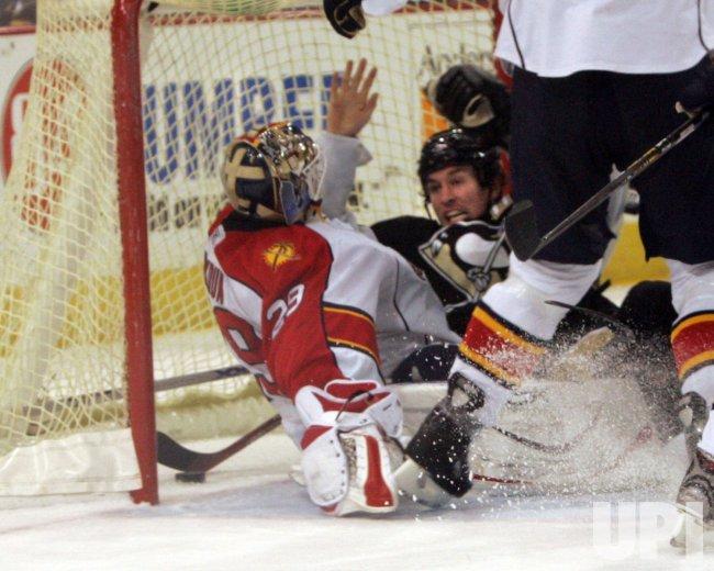 Pittsburgh Penguins vs Florida Panthers