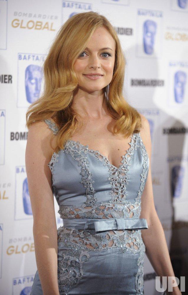 17th Annual BAFTA/LA Britannia Awards are held in Los Angeles