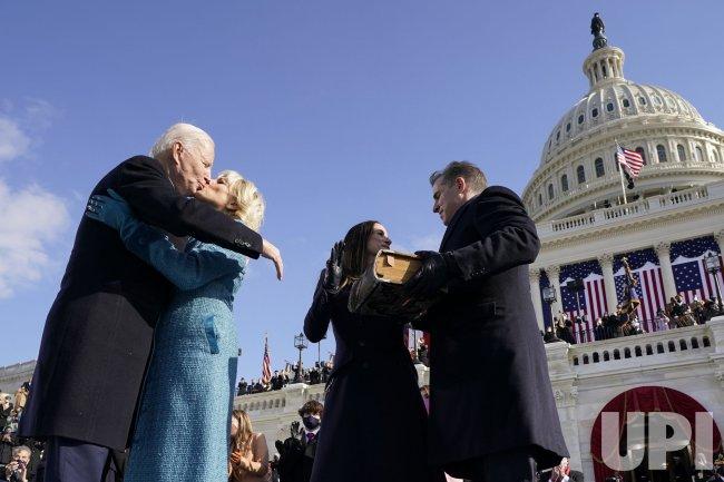Inauguration of President Joe Biden in Washington