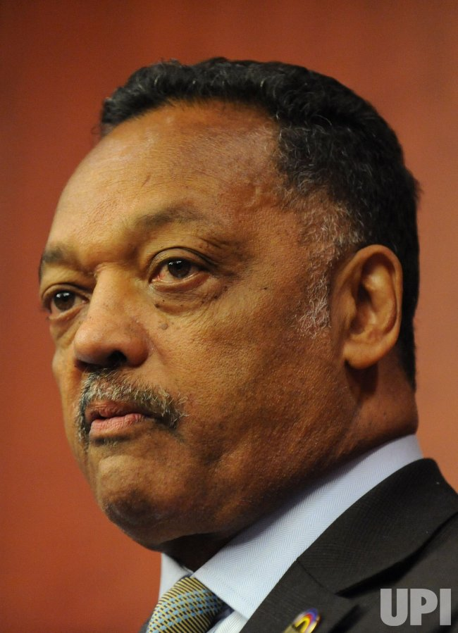 Rev. Jesse Jackson speaks on the POWER Act in Washington