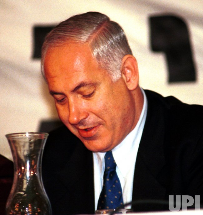 Netanyahu on the campaign trail