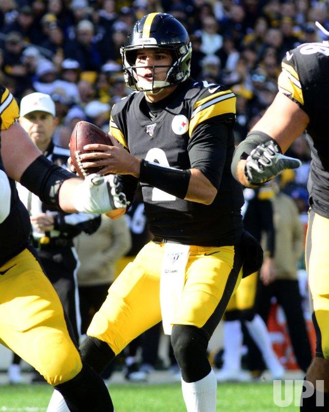Steelers quarterback Mason Rudolph Starts in Pittsburgh