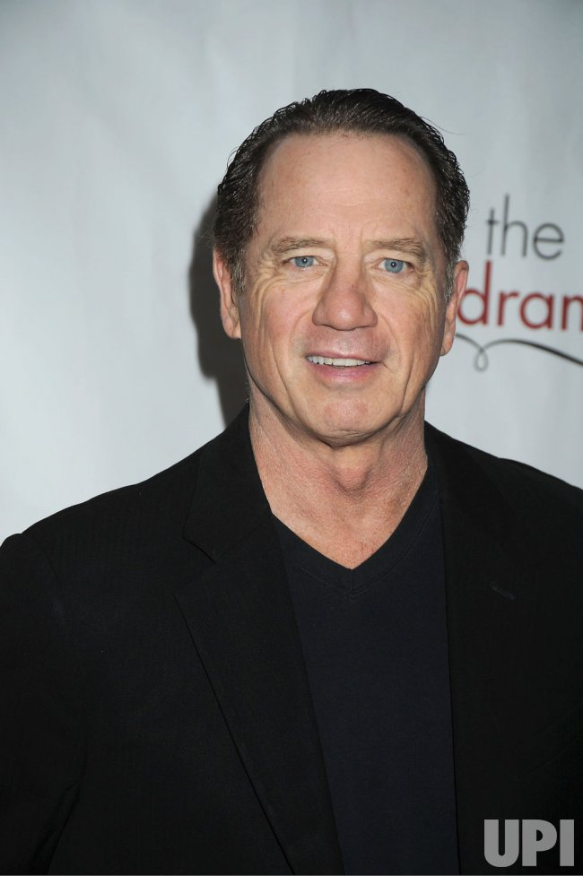 Tom Wopat arrives for the Drama League Awards Ceremony and Luncheon