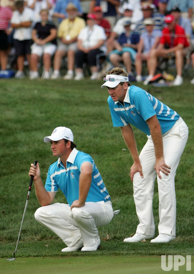 Ryder Cup Second Round in Louisville