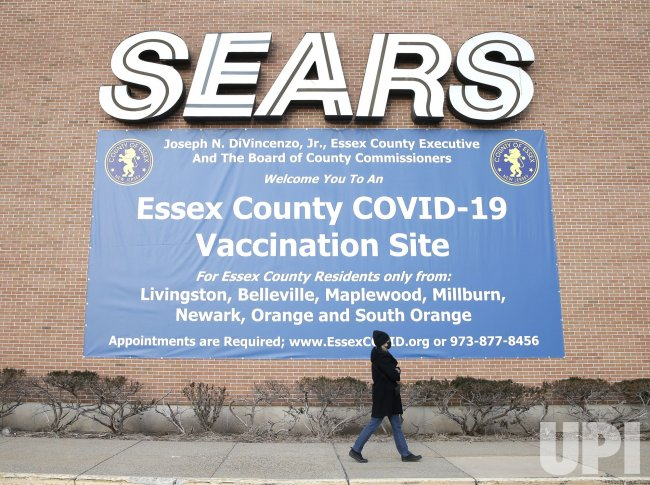 Closed Sears Store is a Site for COVID-19 Vaccinations in New Jersey