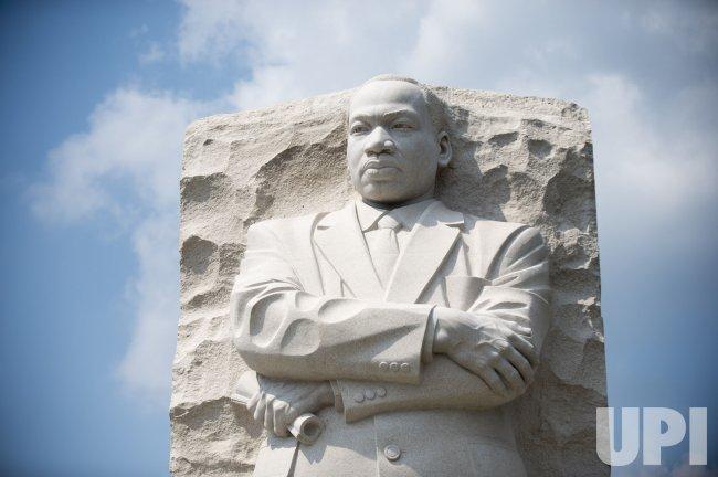 Martin Luther King Jr Memorial In Washington