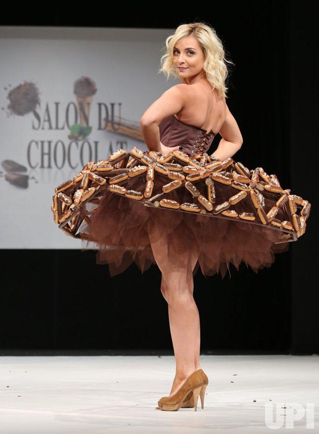 Salon du Chocolat in Paris