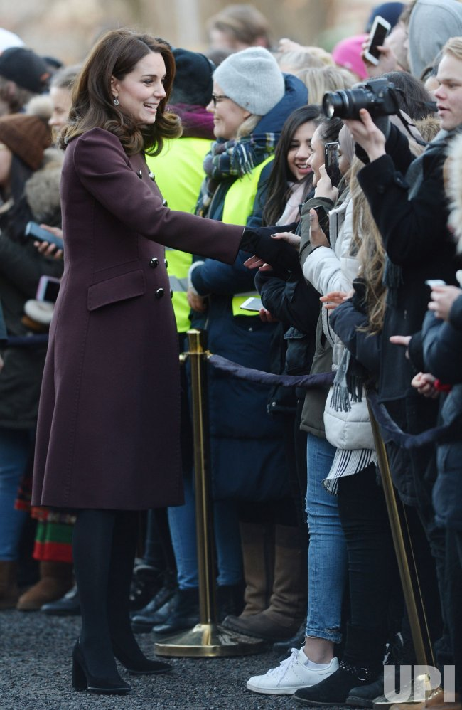 The Duke and Duchess of Cambridge Royal Visit to Oslo, Norway