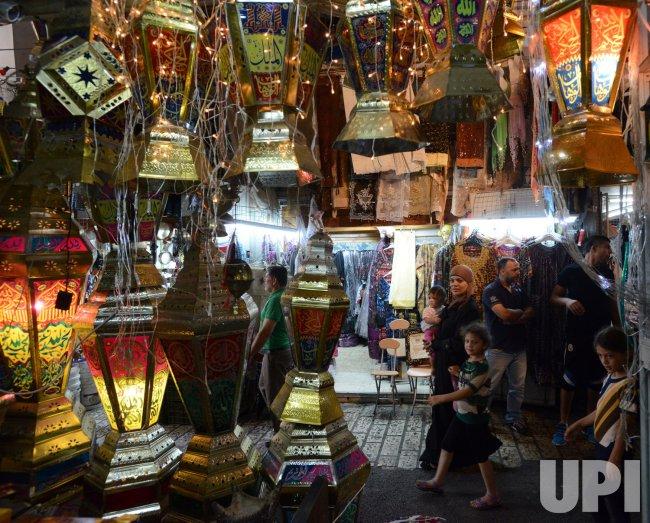 Palestinians Prepare For Ramadan, Jerusalem