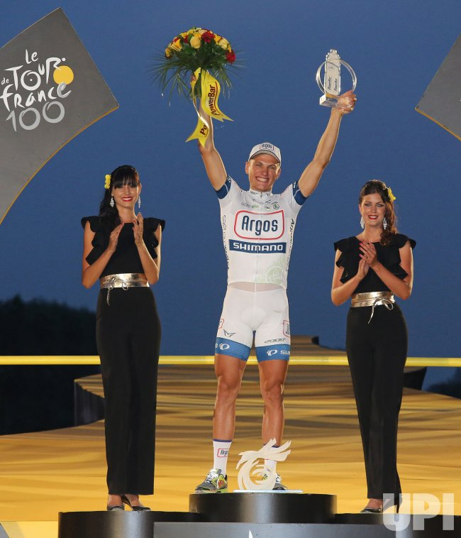 Tour de France concludes in Paris