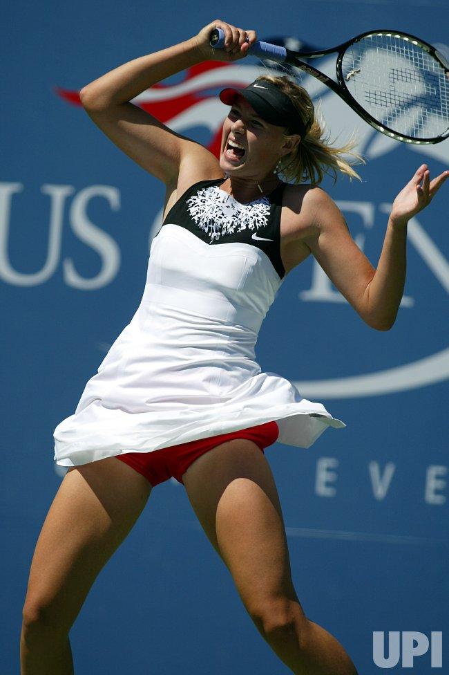 U.S. OPEN TENNIS ROUND THREE IN NEW YORK