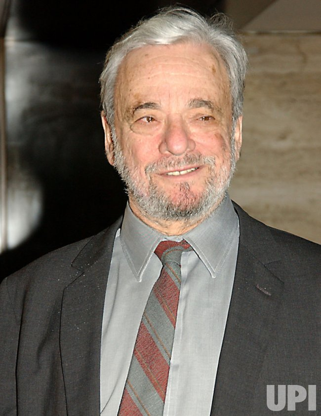 COMPOSER STEPHEN SONDHEIM 75 BIRTHDAY CELEBRATION