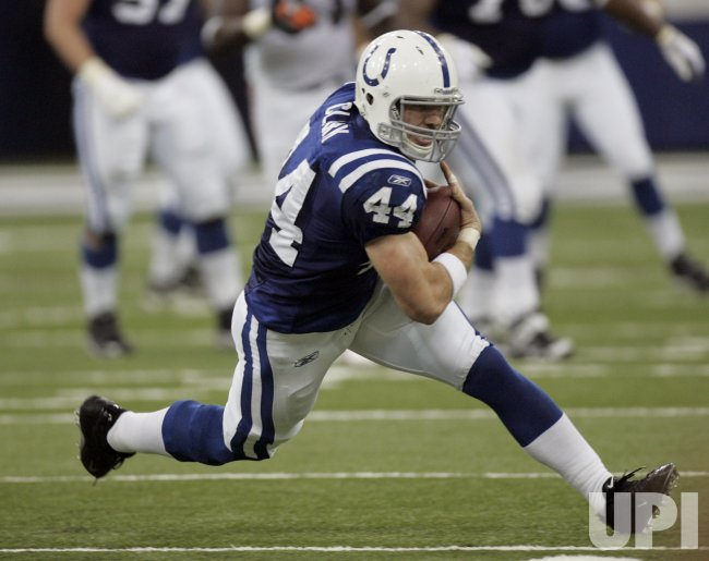 MIAMI DOLPHINS VS INDIANAPOLIS COLTS
