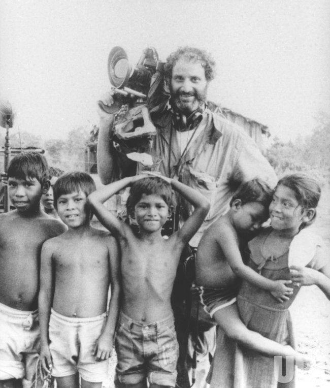 American filmmaker Lee Shapiro