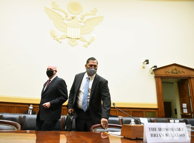 House Hearing on Firing of Inspector General