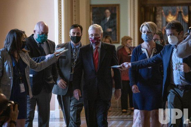 Capitol Hill Coronavirus Stimulus Bill