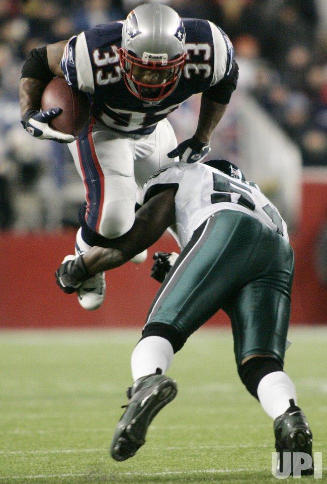 Philadelphia Eagles vs New England Patriots