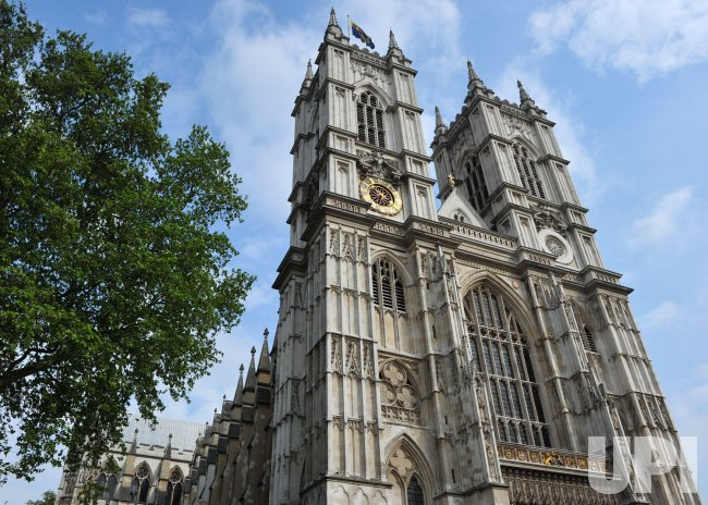 Westminster Abby in London
