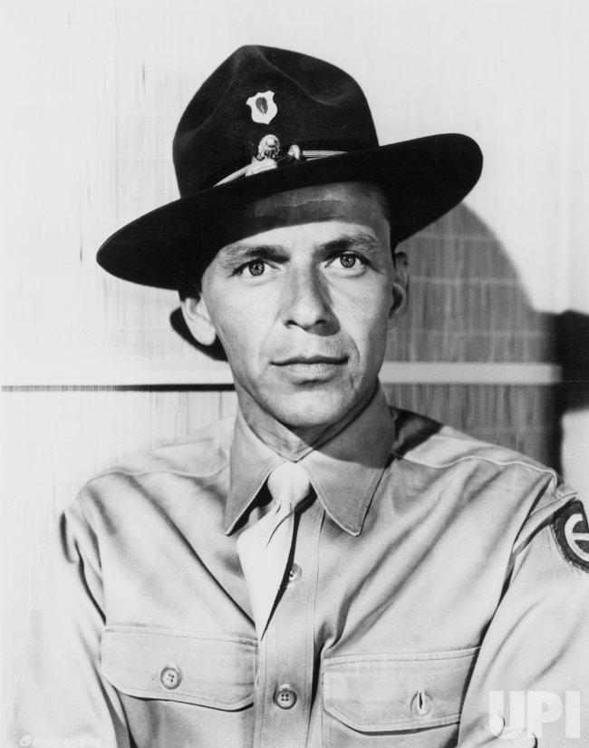 Frank Sinatra as Maggio