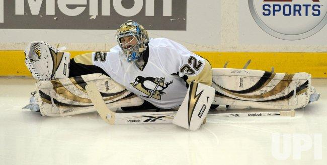 Pittsburgh Penguins vs Washington Capitals NHL Eastern Conference Semifinals in Washington