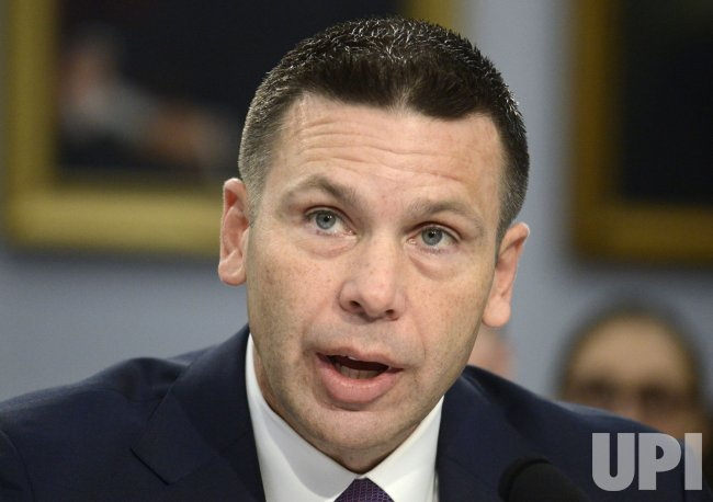 Acting DHS Sec McAleenan testifies on DHS budget in Washington