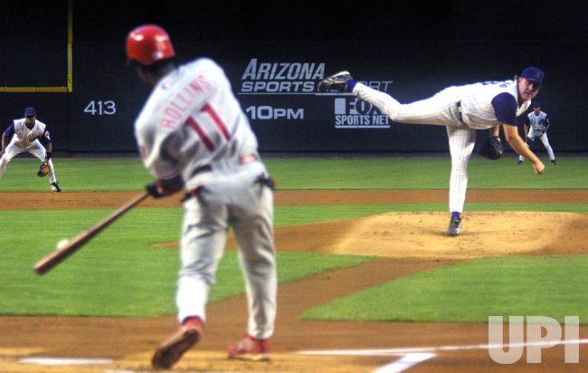 ARIZONA DIAMONDBACKS vs. PHILADELPHIA PHILLIES